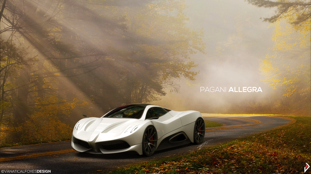 PAGANI ALLEGRA Concept by VanaticalFoxes