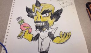 Neo cortex by fossil-fighter