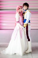 Suzaku and Euphie by Aniki-Fair