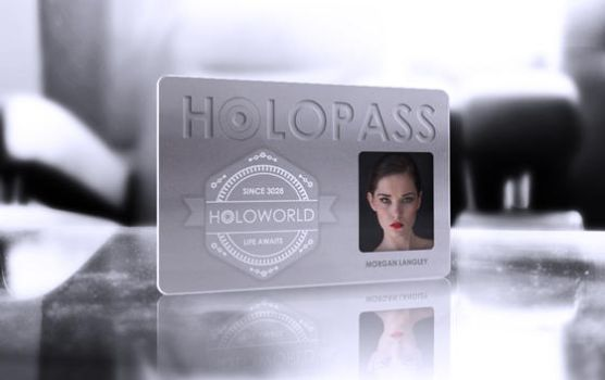 HoloPass by aibrean