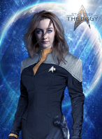 Lt. JG Sinead O'Riley | Star Trek: Theurgy by Auctor-Lucan