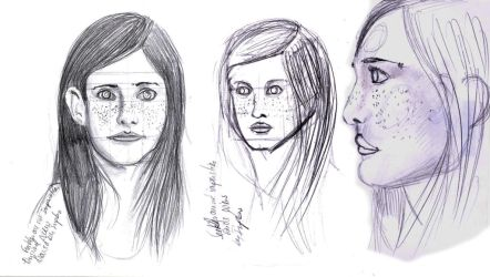 Freckles are not impurities (1st round of studies) by InPBo