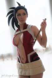 Momo Yaoyorozu - Boku No Hero Academia by MorganaCosplay