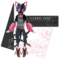 3 DAY FLEUROS ADOPTABLE AUCTION - CLOSED by machomilk