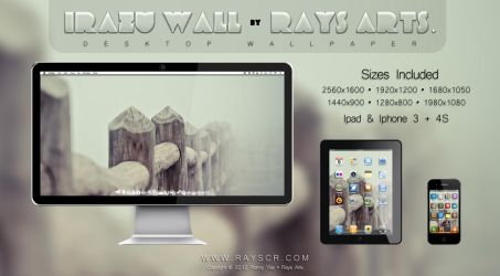 IRAZU WALLPAPER PACK by ronnyyax