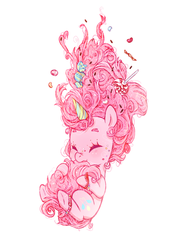 Cotton Candy by JumbleHorse