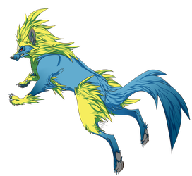 Manectric by ADAxel