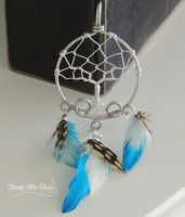 The Dream Catcher by SerenityWireDesigns