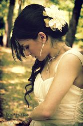 . Bridal Curls . by UNIesque