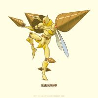 Beedrill Super Evolve