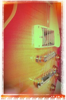 Gibson Les Paul by Khimaros