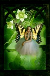 Flower Fairy - Bryony by Ithriny