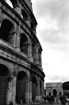 The Colosseum 2 by wayworth