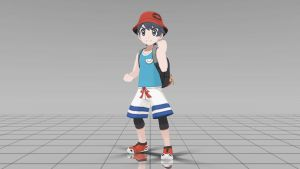 [MMD] Elio (Ultra Sun) by New3DsSuchti