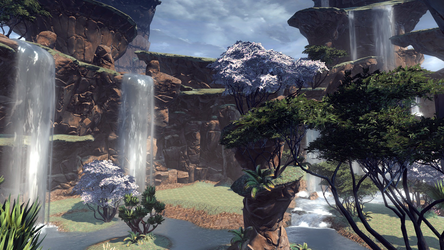 SW:TOR - Makeb Hidden Oasis 002 by Xoza