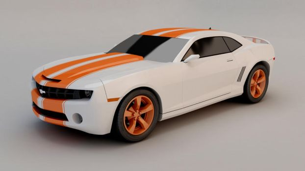 Chevy Camaro 2010 by Wintersun-nw
