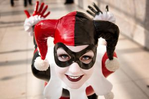 Harley Quinn - Sweet Evil by Lie-chee