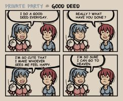 Private Party #120 by edenbj