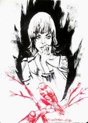 Red Branches by JimMahfood-FoodOne