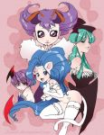 Darkstalkers by zambicandy