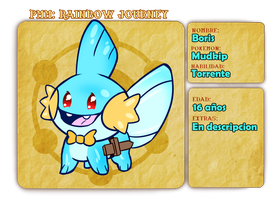 PMMRJ: Mudkip Boris [Team Swing] by Bocetado