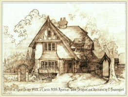 Portrait of House #331, A Classic Tudor by Built4ever
