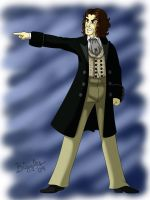 Eighth Doctor Randomness by cardinalbiggles