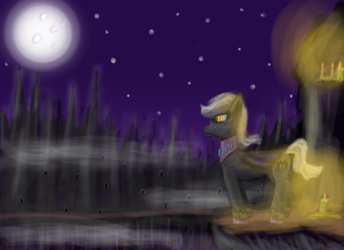 Guardian of the night by SadlyLover