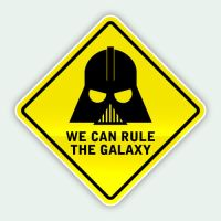 rule the galaxy with vader by cunaka