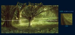 Forest Premade Stock by Wesley-Souza