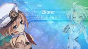 Blanc Wallpaper by ItsKawaiiSugar