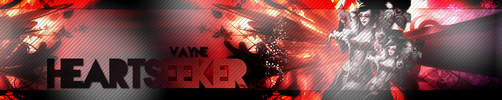 Vayne Banner League Of Legends by upshit