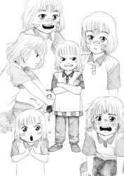 Little girl by SoftBlueClouds