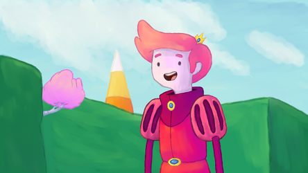 Prince Gumball by spiceofdesign
