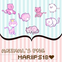 Png_Animals by MariiPs18