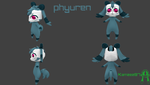 Phyuren {contest entry} by Axial97