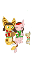 A chirsmas request for lucycat07 by spiritumiracle