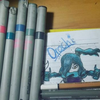 He Notices You (Orochi aka Venoct) by LioraLaeticia16