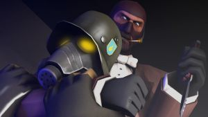 (SFM) Attacked From Behind by TheImperialCombine