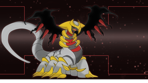 alt giratina wallpaper
