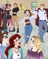 One Of The Gang by Pois0nJoy