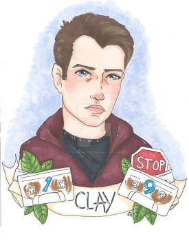 13 Reasons Why: Clay Jensen