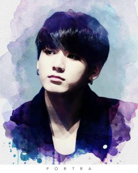 Jungkook by black184