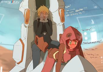 Arkos in the FRANXX by dishwasher1910