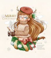 Merry Christmas! by fnv094