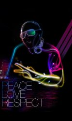 Peace, Love, Respect by ryliwanag