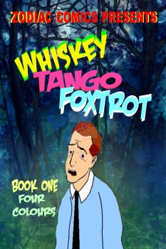 Whiskey Tango Foxtrot 1 Cover by ConfidentialReporter