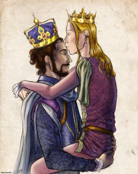 The Fool and Fitz_58 _ Kings by MartAiConan