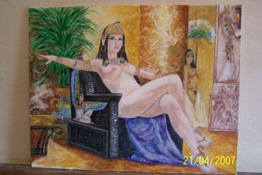 Cleopatra by Witchartist