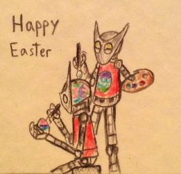 Easter for joint jugglers by JUSTinnator4